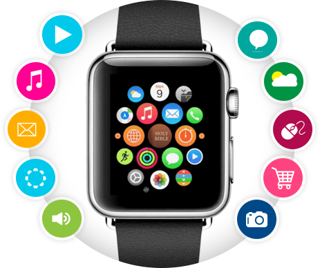 Wearable Device App Development