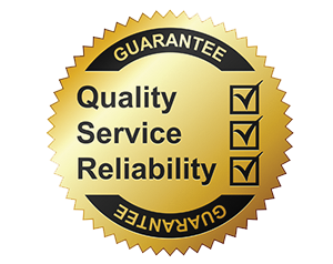 Great Product Quality & Reliability